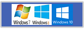 For Windows 7 and later.
