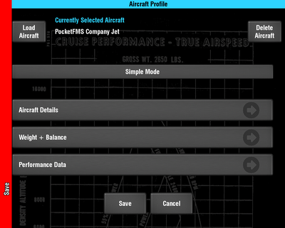 Start custom profile.
