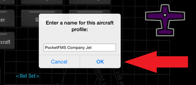 Name your Profile.